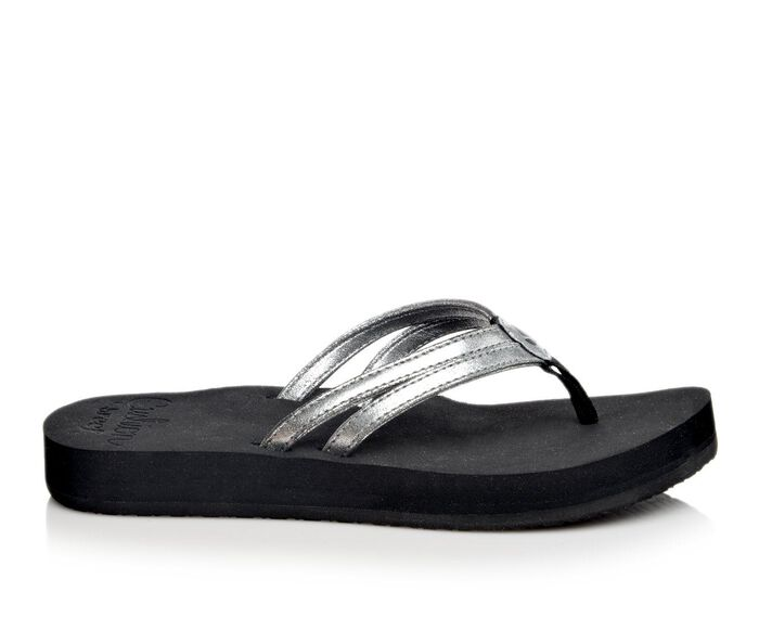 Women's Reef Cushion Twin Flip-Flops