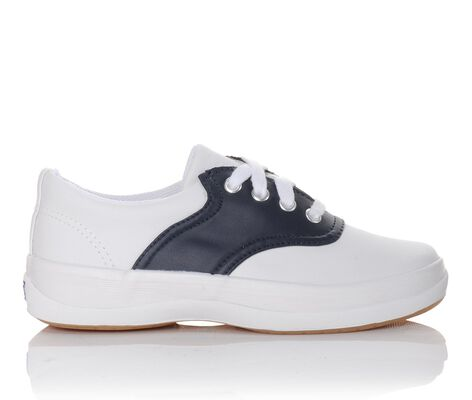 Girls' Keds School Days Saddle Oxfords