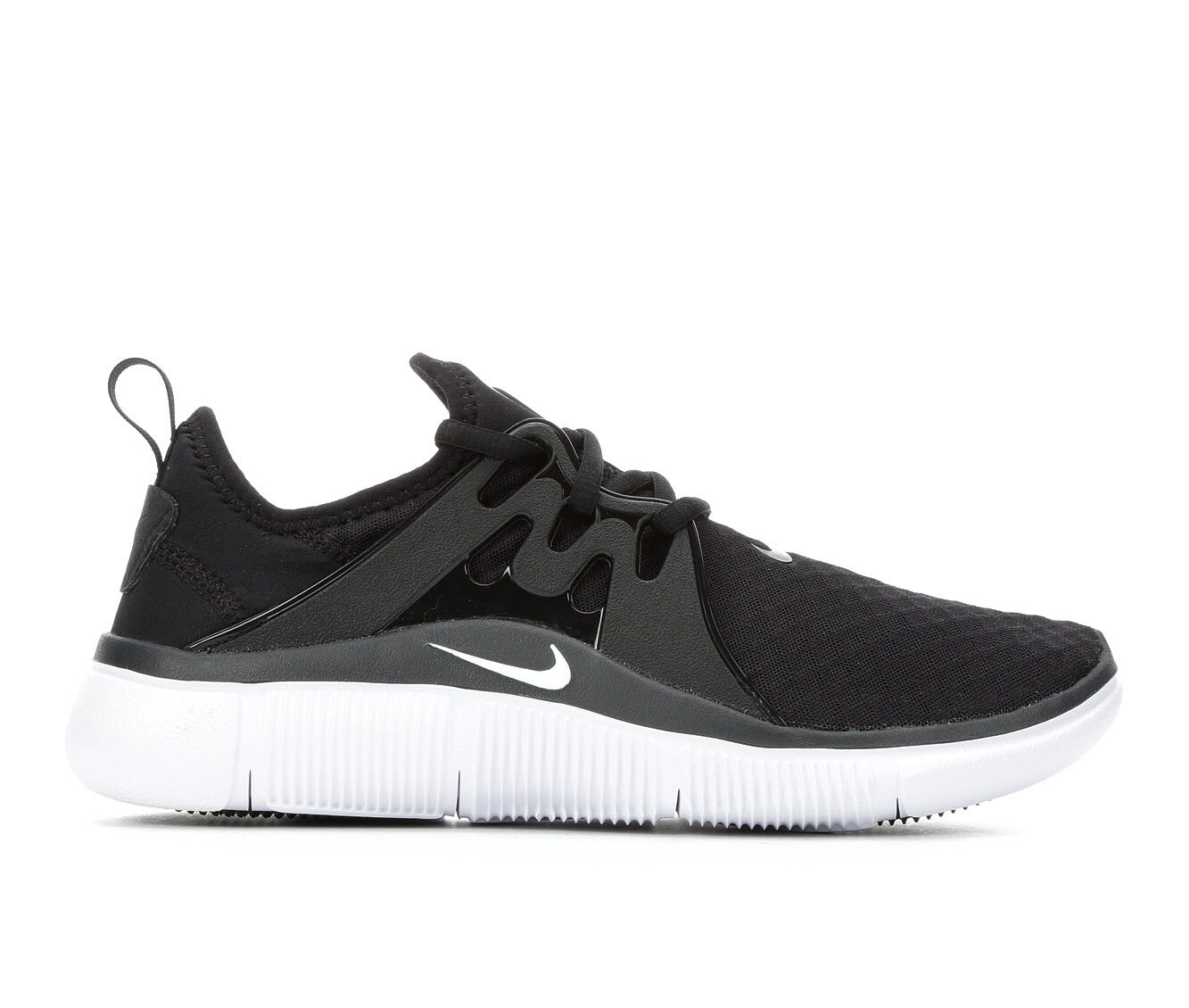 Women's Nike Acalme Sneakers Blk/Wht/Anth
