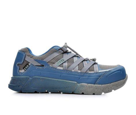 Women's Keen Utility Asheville ESD Aluminum Toe Waterproof Work Shoes