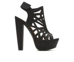 Women's Delicious Factor Heeled Sandals