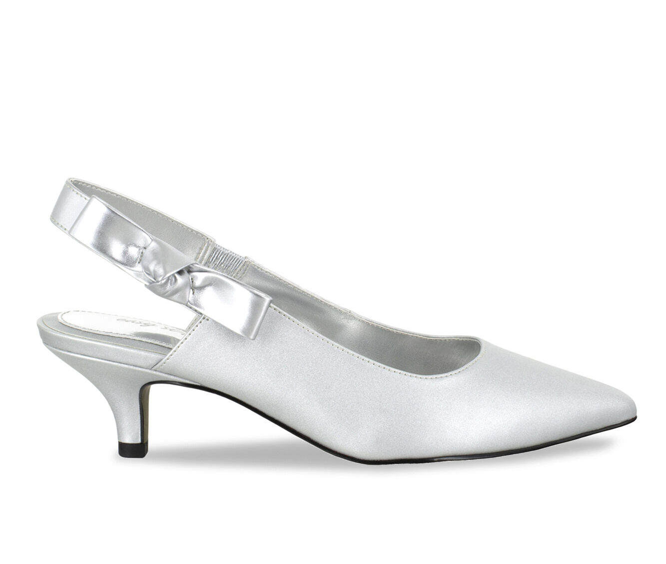 User-Friendly Design Women's Easy Street Arden Shoes Silver