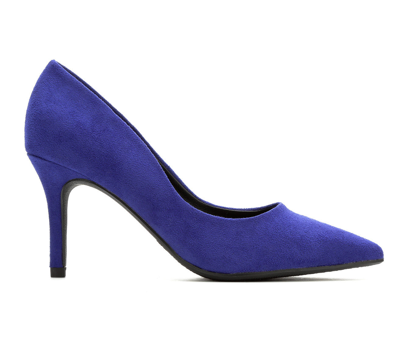 buy new arrivals Women's Y-Not Kambo Pumps Elec Blue Micro