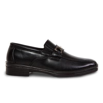 Boys' Deer Stags Point 11-7 Dress Shoes