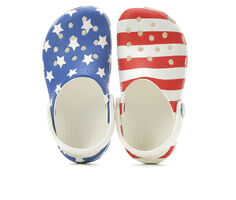 Kids' Crocs Little Kid & Big Kid American Flag Classic Clog