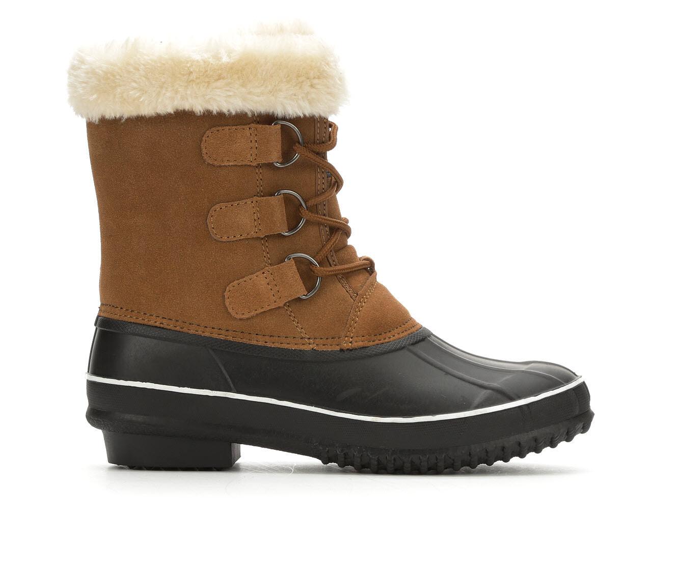 Women's Itasca Sonoma Erin Duck Boots Tan