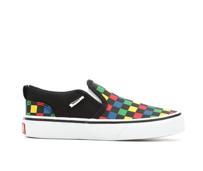 Boys' Vans Little Kid & Big Kid Asher Slip-On Skate Shoes