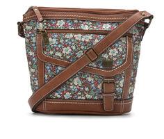 B.O.C. Amherst Floral Crossbody Handbag