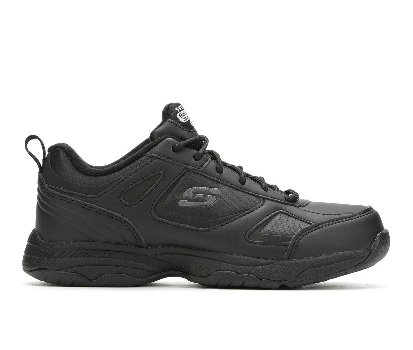 Women's Skechers Work Bricelyn 77200 Slip-Resistant Black