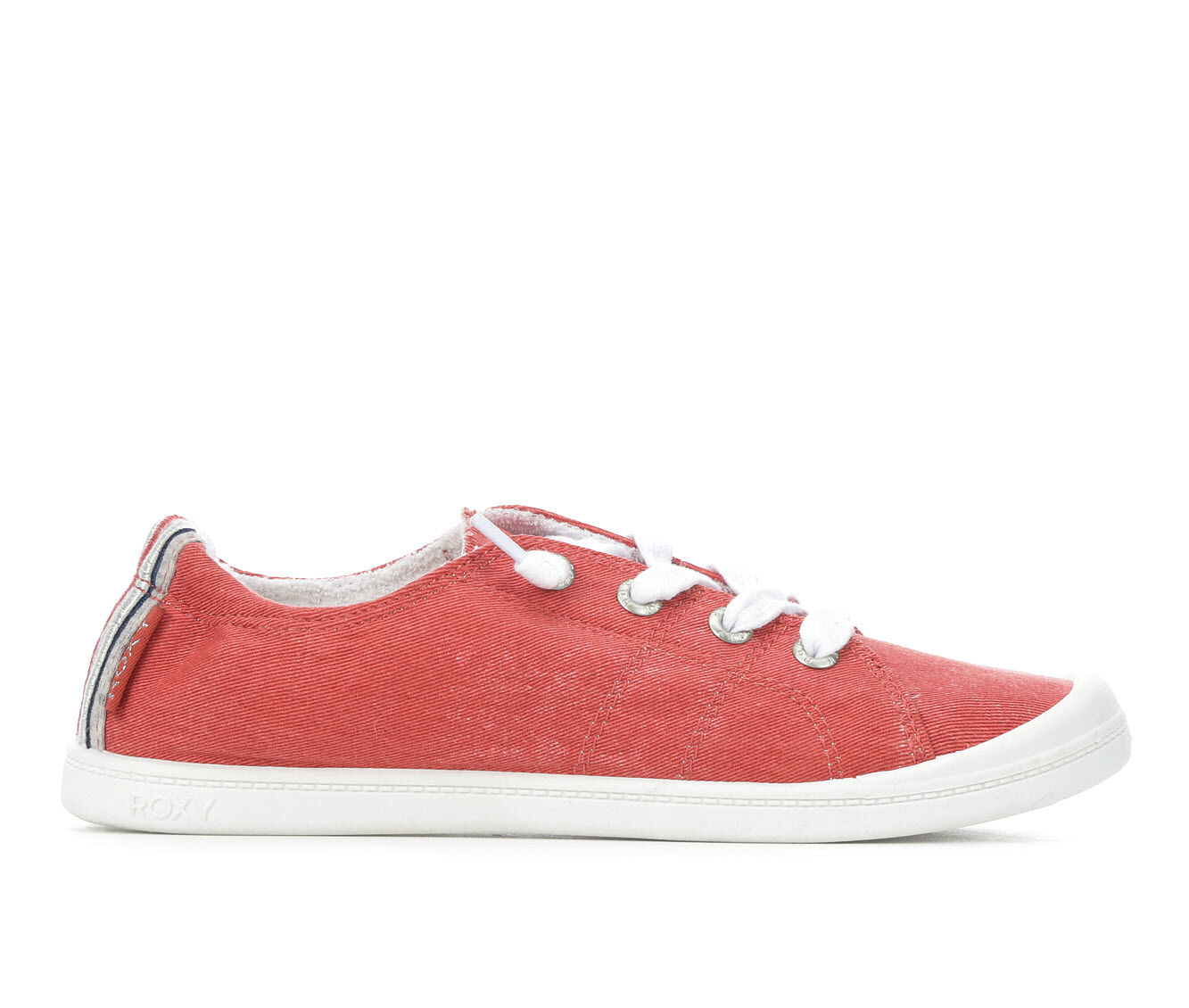 all styles Women's Roxy Bayshore Sneakers Red