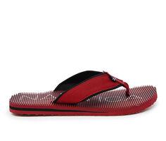Men's Nautica Wayne Stripe Flip-Flops