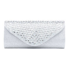 LLorraine Carol Envelope Evening Clutch