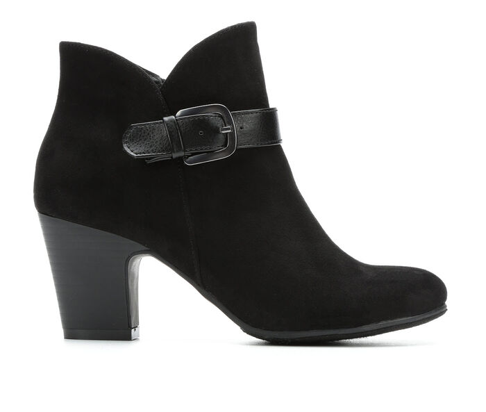 Women's Solanz Carmen Heeled Booties