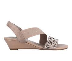 Women's Impo Gatsby Laser Wedge Sandals