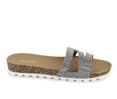 Women's Unionbay Fancy Footbed Sandals