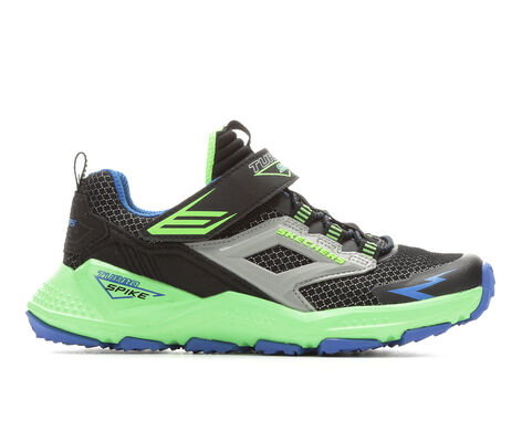 Boys' Skechers Turbo Spike 10.5-5 Slip-On Sneakers