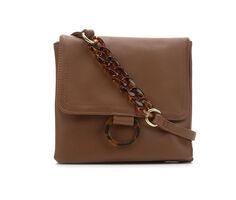 Madden Girl Tort Clasp Crossbody Handbag