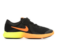 Boys' Nike Revolution 4 Fade 10.5-3 Running Shoes
