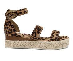 Women's Sugar Tahini Flatform Sandals