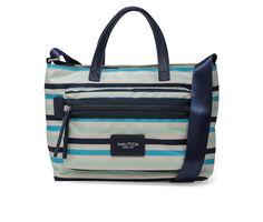 Nautica Armada Formation Satchel Handbag