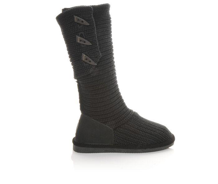 Women's Bearpaw Knit Tall Boots