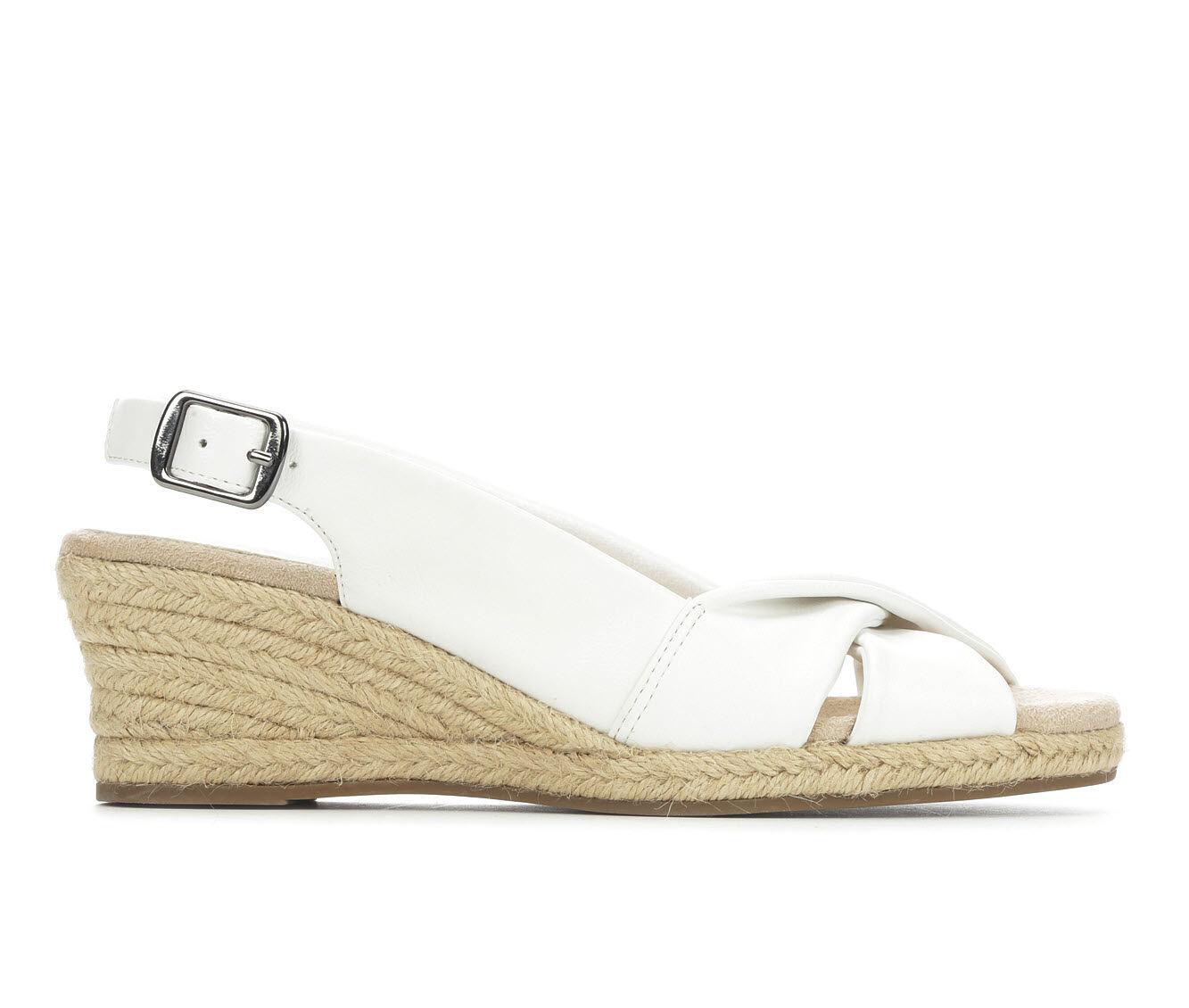 Women's Easy Street Maureen Shoes White