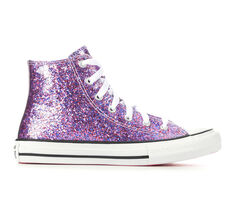 Girls' Converse Little Kid & Big Kid Chuck Taylor All Star Glitter High Top Sneakers