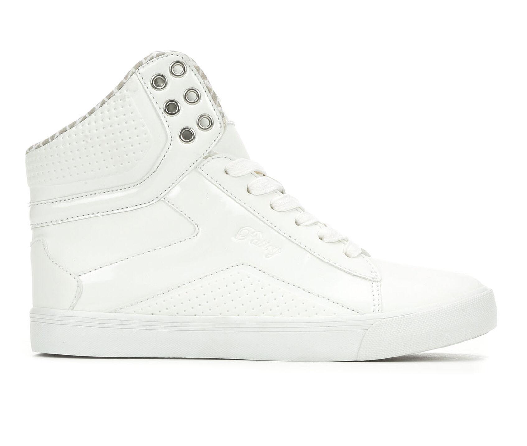 a3b340d1e Women's Pastry Pop Tart Grid High Top Sneakers | Shoe Carnival