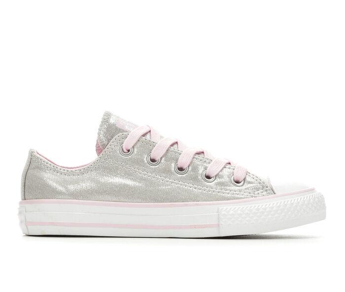 Girls' Converse Little Kid & Big Kid CTAS Shimmer Ox Sneakers