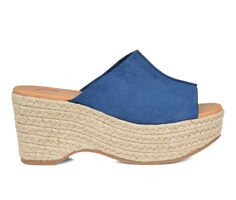Women's Journee Collection Karmen Wedges