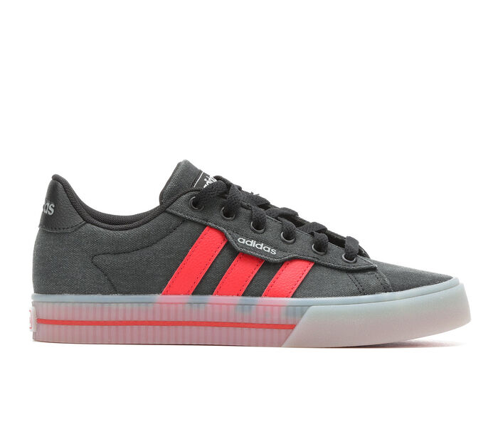 Boys' Adidas Little Kid & Big Kid Daily 3.0 Translucent Sneakers