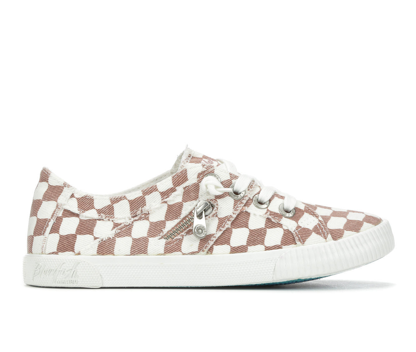 Women's Blowfish Malibu Fruit Sneakers DirtyPink Check
