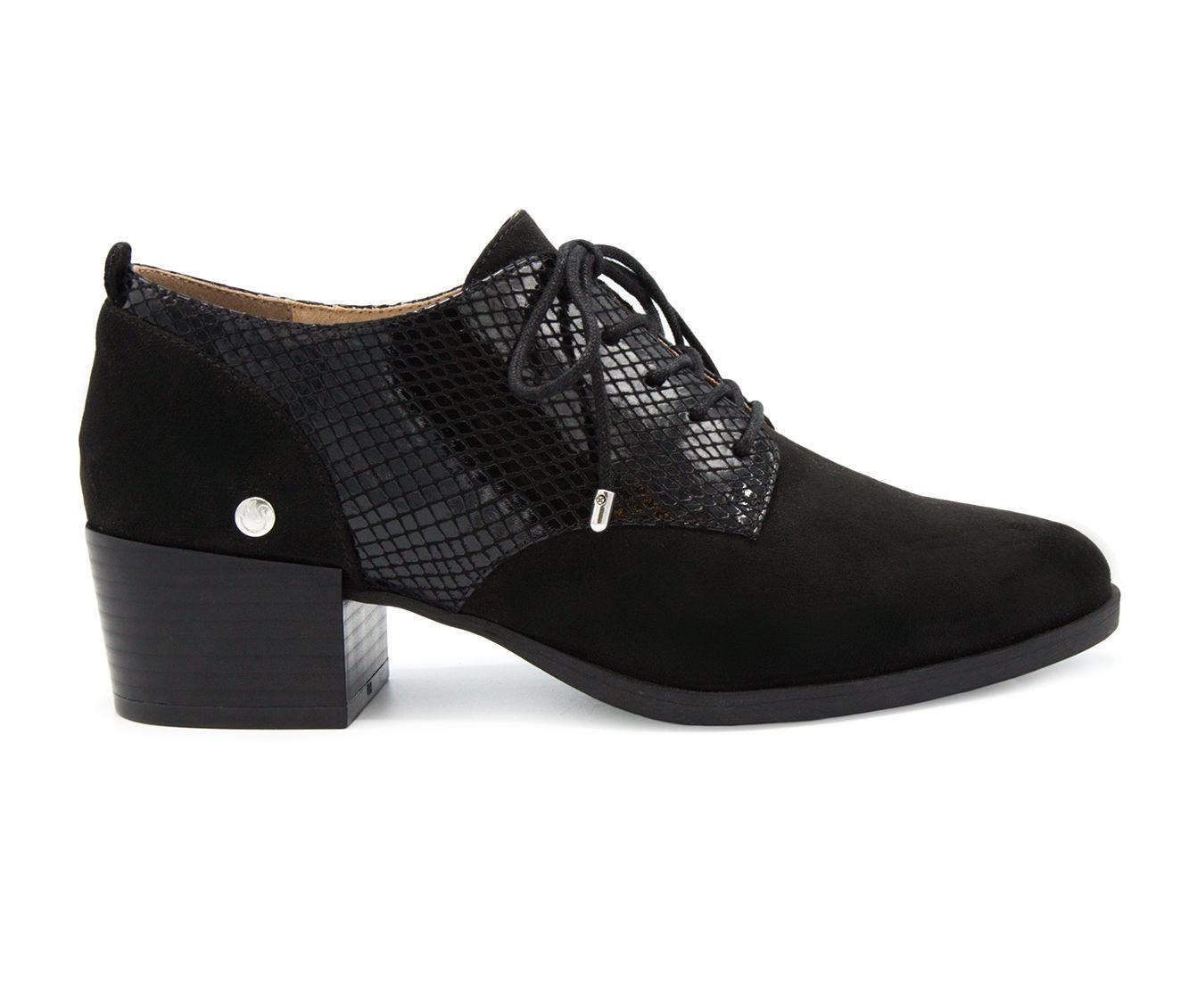 buy new series Women's Gloria Vanderbilt Quinn Shoes Black
