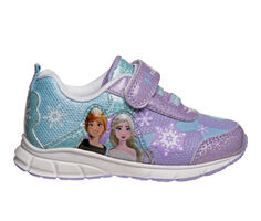 Girls' Disney Toddler & Little Kid CH89447C Frozen II Light-Up Sneakers