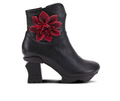 Women's L'Artiste Flockrol Booties