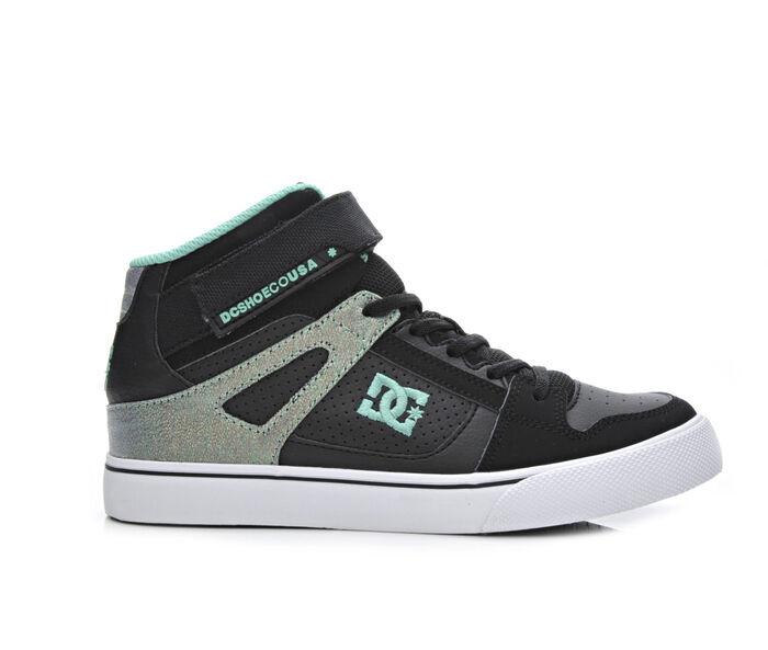 Girls' DC Spartan High EV 3.5-7 Girls Skate Shoes