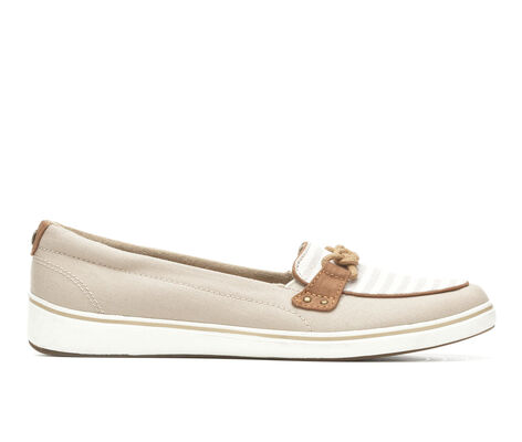 Women's Grasshoppers Windham Seasonal Str Slip-On Shoes