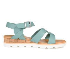 Women's Journee Collection Jovi Wedge Sandals