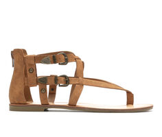 Women's G By Guess Harling T-Strap Sandals