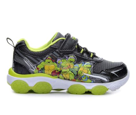 Boys' Nickelodeon TMNT Lighted II 6-12 Light-Up Shoes