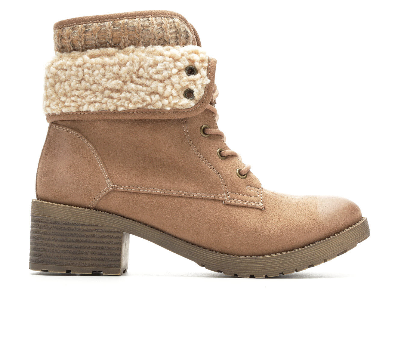 Women's Rock And Candy Spancie Booties Taupe