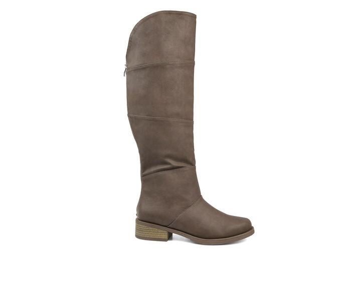 Women's Journee Collection Vanesa Wide Calf Knee High Boots