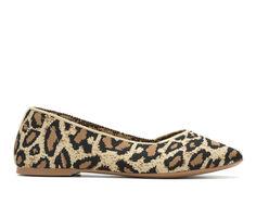 Women's Skechers Cleo Leopard 44886 Flats
