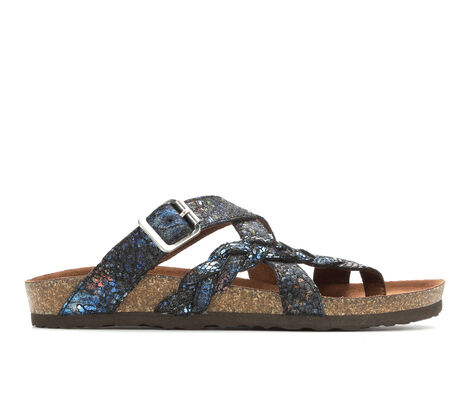 Women's White Mountain Hansen Footbed Sandals