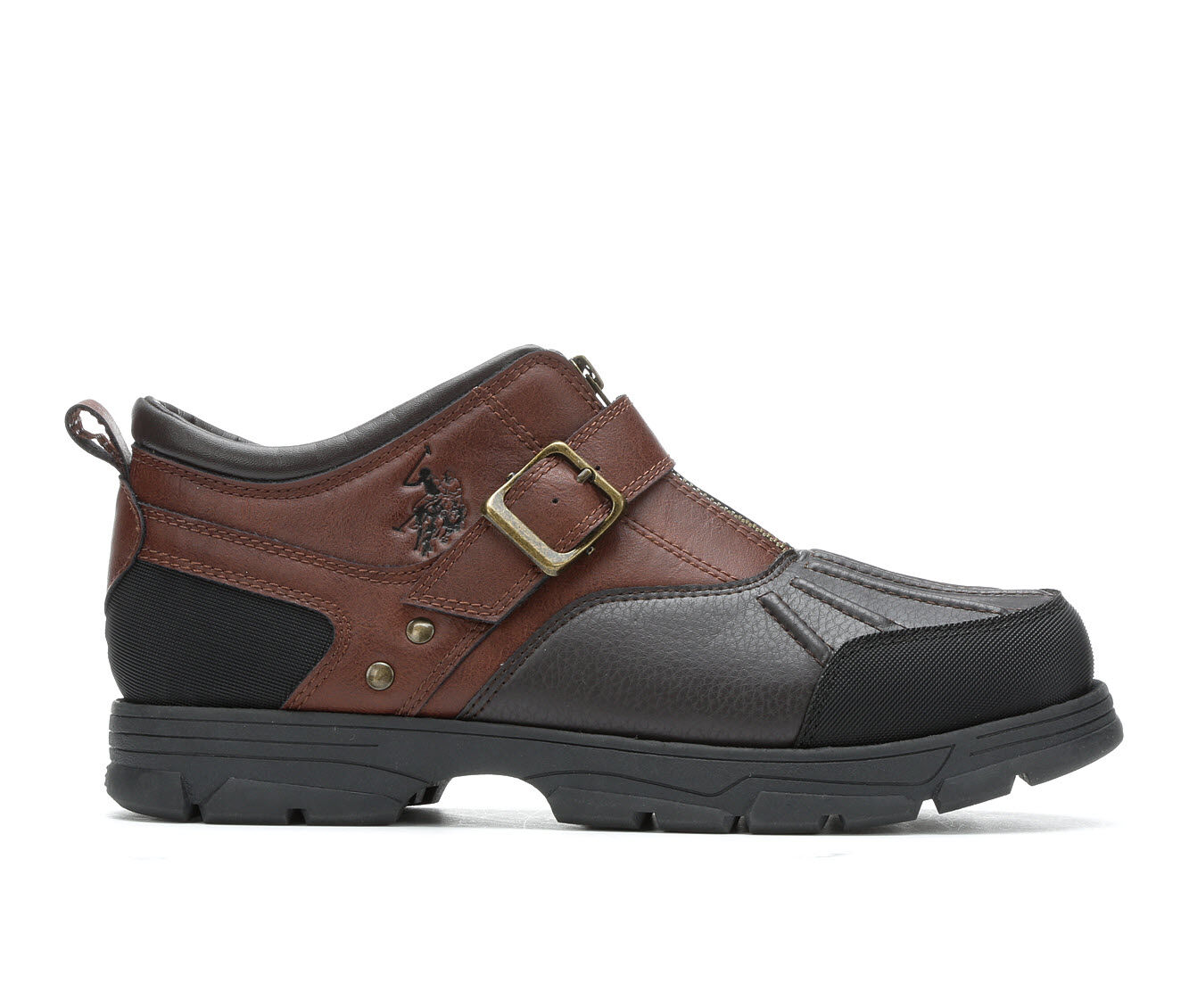 Men's US Polo Assn Montel Casual Boots Redwood