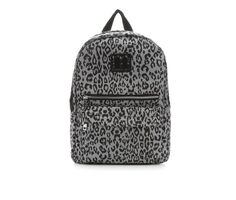 Madden Girl Handbags Leopard Backpack