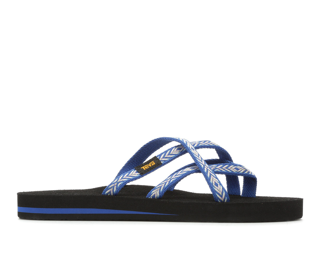 Women's Teva Olowahu Strappy Sandals Lapis Blue