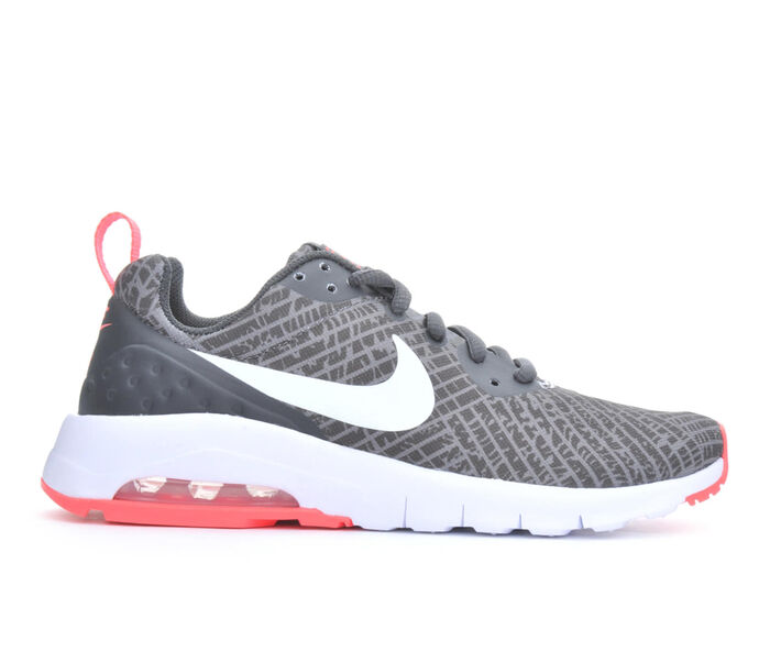 Girls' Nike Air Max Motion Low Print 3.5-7 Running Shoes