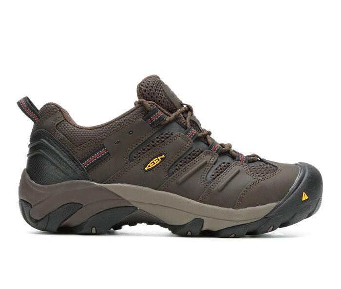 Men's KEEN Utility Lansing Low Steel Toe Work Shoes