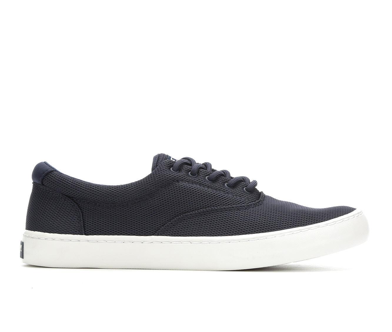 Men's Sperry Cutter CVO Mesh Casual Shoes Navy Mesh